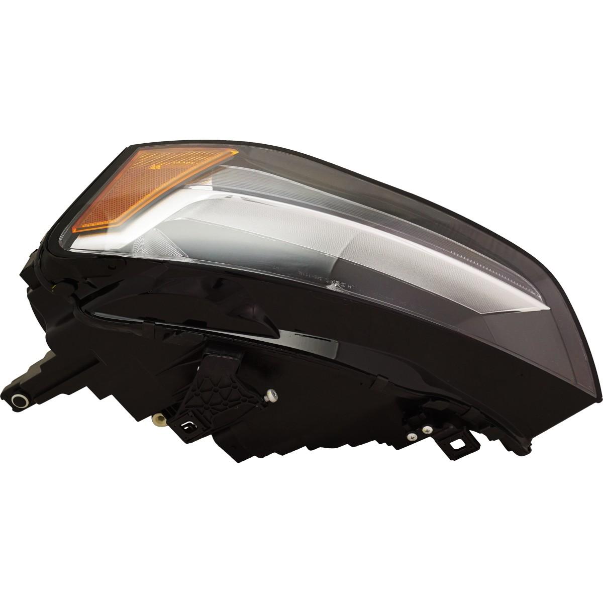 Headlight For 2013-2016 Audi S4 Driver Side CAPA